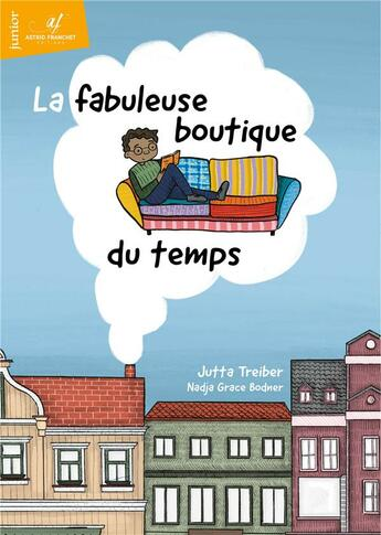 La fabuleuse boutique du temps